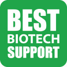 Best 'Biotech Support' from US Commerce